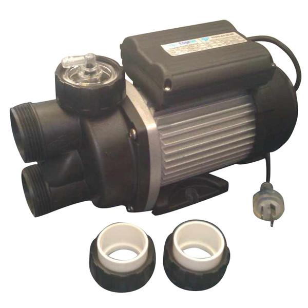 Edgetec® Triflo 1.0hp Cold Spa Bath Pump