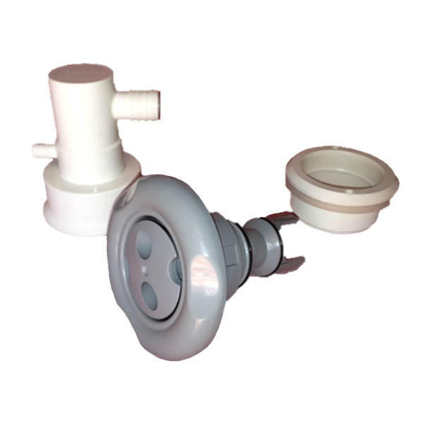 95mm Davey Spa Quip Booster Jet Pulse Grey - DISCONTINUED