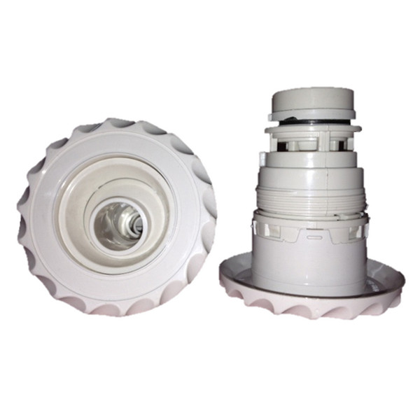 87mm Waterway Poly Directional Jet - White