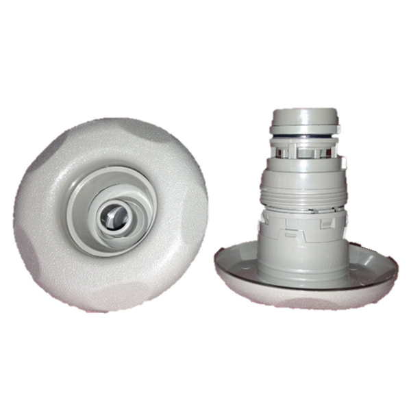 88mm Waterway Poly Roto Jet Large Face - Grey