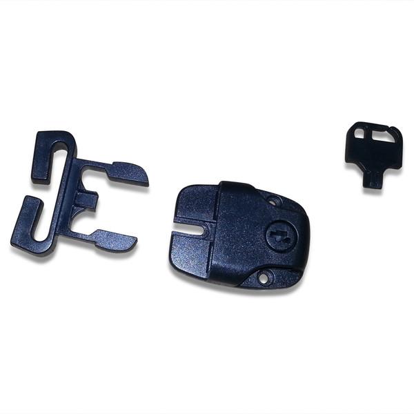2 Cover Locks for Spas