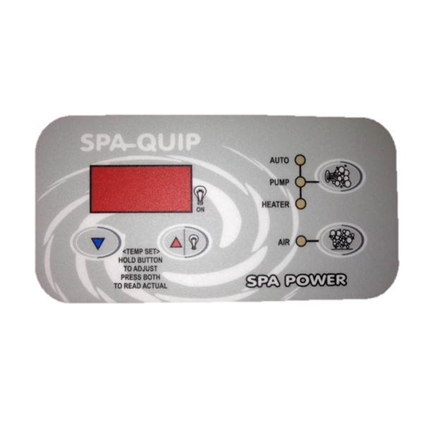 Davey Spa Quip® SP400/600/601 Rectangular Overlay