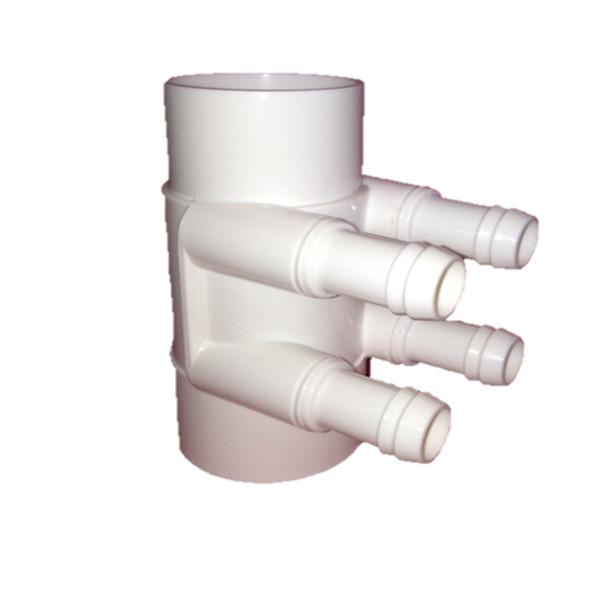 4 Port 50mm Spa Water Manifold