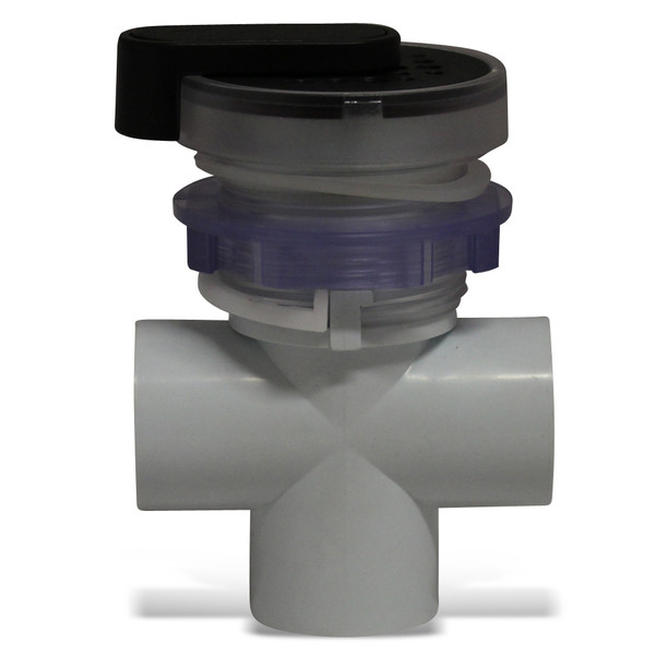 Vortex Waterfall Valve