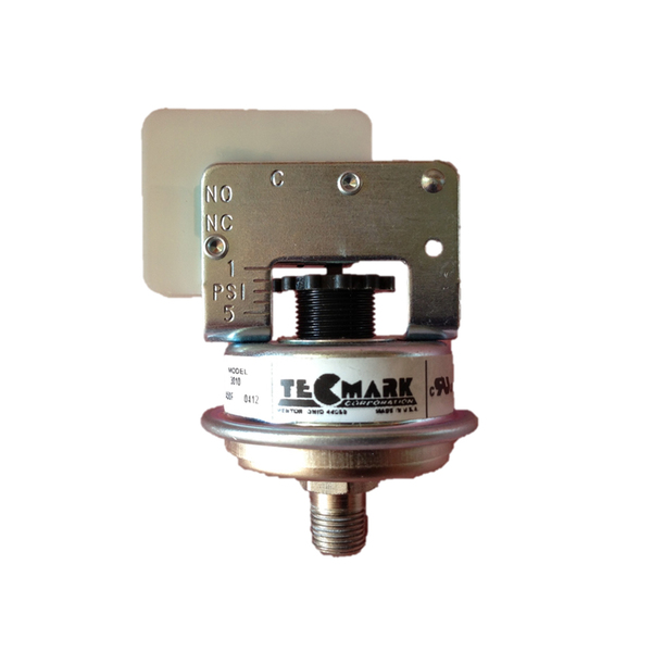 Tecmark Stainless Steel 3010 Pressure Switch