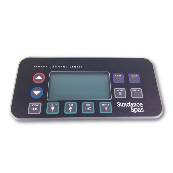 Sundance® Spas 850 Touchpad 2 Pump Dual Harness