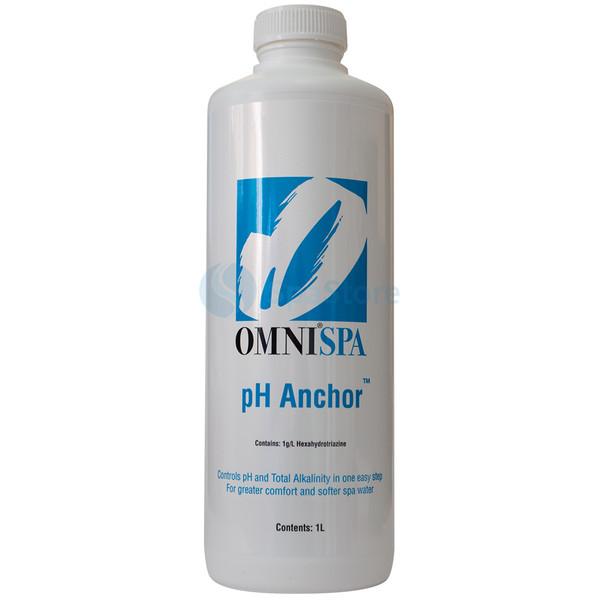 OMNI Spa pH Anchor 1L