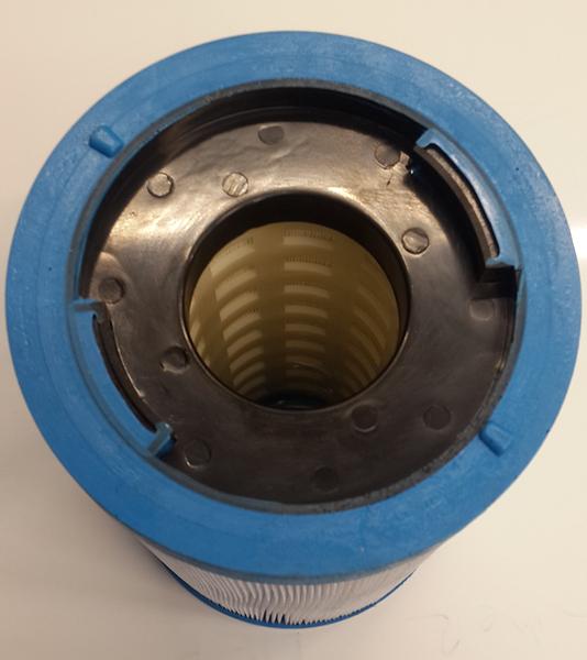 215 x 125mm Vortex Spas - Cam Lock Pleated filter 400 cartridge