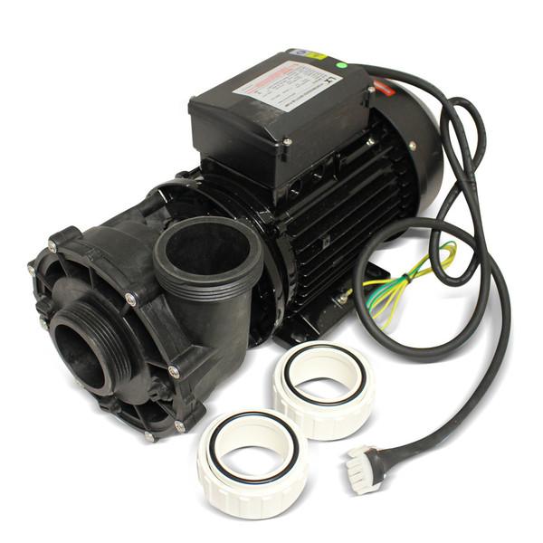 LX® WP250-II 2.5HP(1.9kw) 2 Speed Hydromassage Spa Pump