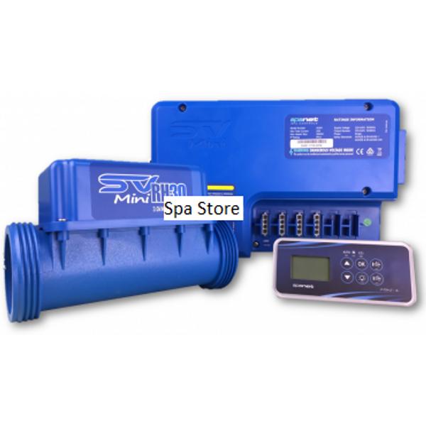 SpaNet® Sv Mini 3.0kwh Kit 25amp