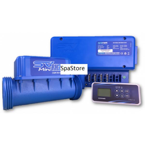 SpaNet® SV Mini 1 (2.0kw) Kit 15amp