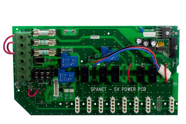 SpaNet® SV3 Power PCB (V1) - 240v