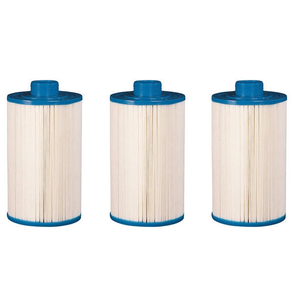 203 x 125mm 3 Pleated Filter Kit For Vortex and O2 Spas