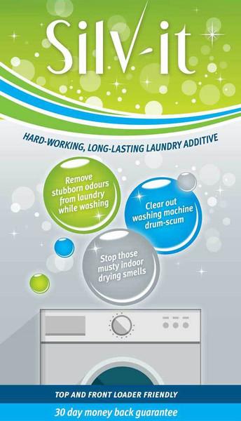 Silv-it | Laundry Additive