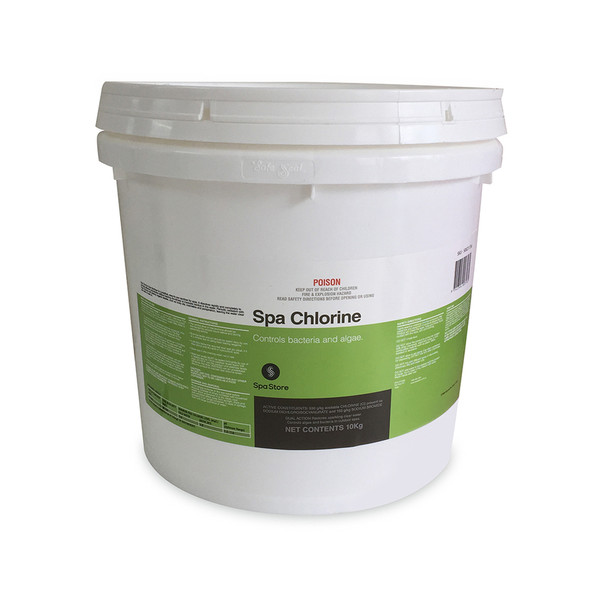 Spa Store Spa Chlorine 10kg - Replaces Lithium