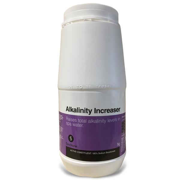 Spa Store 1Kg Alkalinity Up