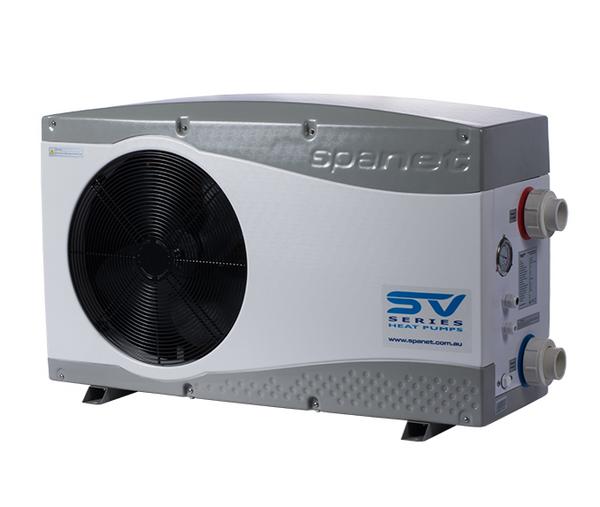 SpaNet Heat Pump SV 5.5kw