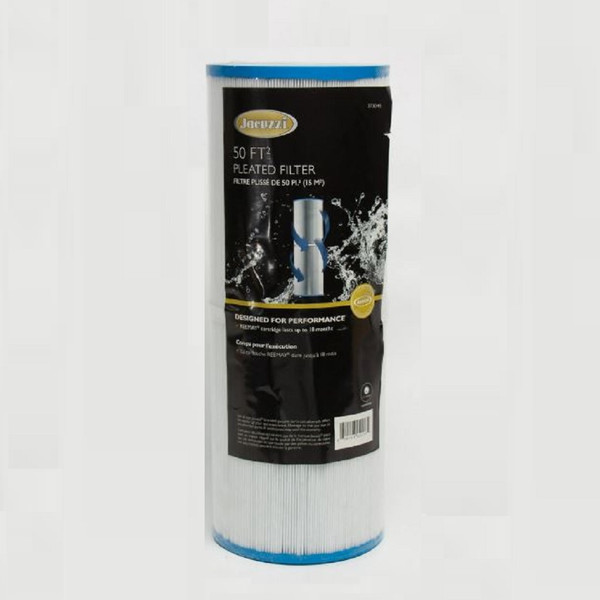 338 X 125mm Jacuzzi® Filter Cartridge 50 Sq. Ft. J-200™ Series