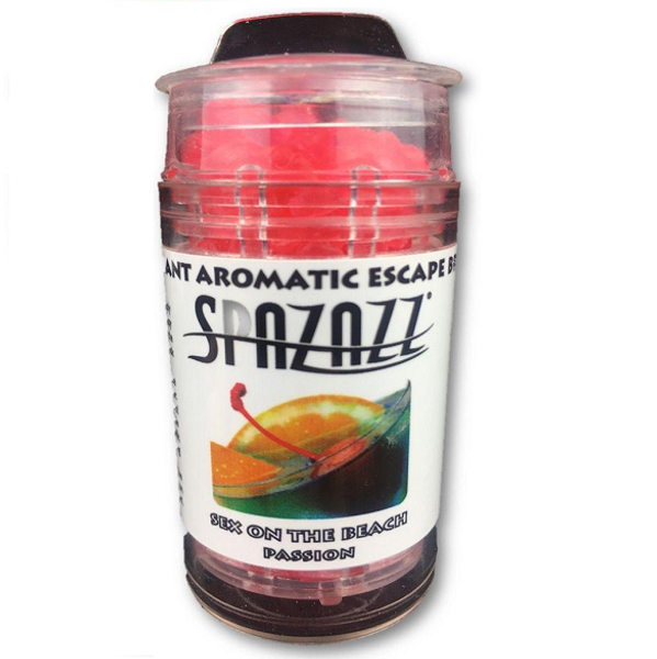 Spazazz Sex On The Beach (Passion) Aromatherapy Beads 0.5OZ/15ML