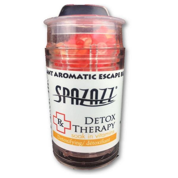Spazazz Detox Therapy (Detoxifying) Aromatherapy Beads 0.5OZ/15ML