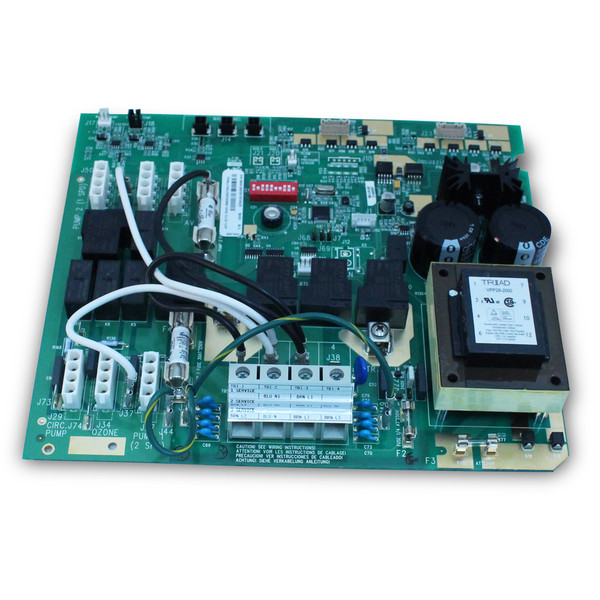 Jacuzzi®  1/2- Pump Control Circuit Board J-100™ J-200™