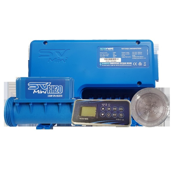 SpaNet® SV Mini 2(2.0KW) Retro Kit