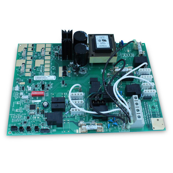 Jacuzzi® J-400™ 2P Control Circuit Board  50HZ ENC EL