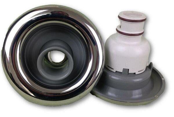 130mm Waterway Whirlpool Jet Stainless Steel