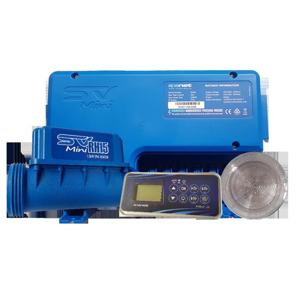 SpaNet® SV Mini 2(1.5KW) Retro Kit