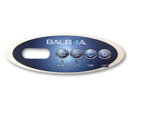 Balboa VL200 1 Pump and Blower Overlay