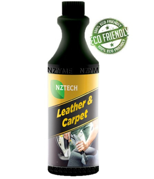 NZ Tech Leather and Carpet Cleaner 5L