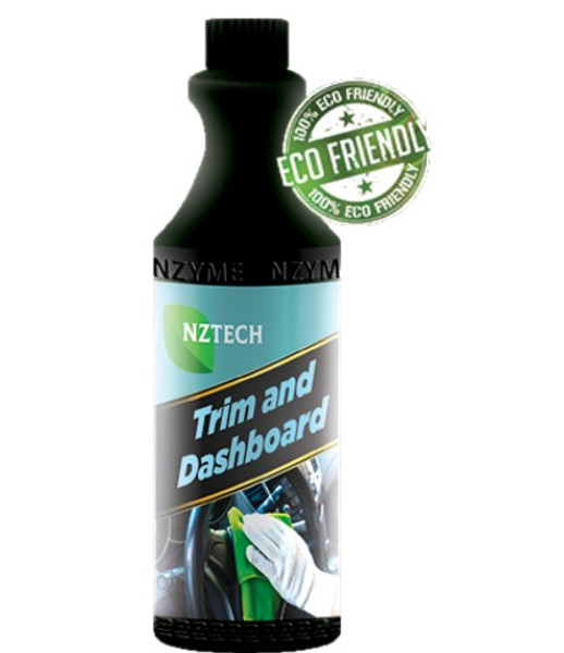NZ Tech Trim and Dashboard Cleaner 500ml