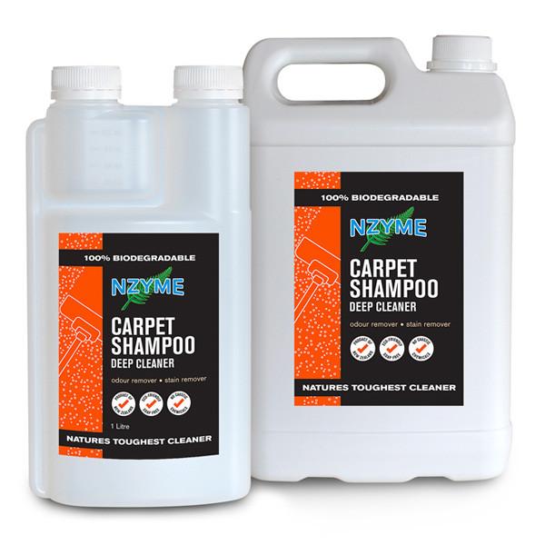 NZYME Carpet Shampoo 1 Litre Ready To Use