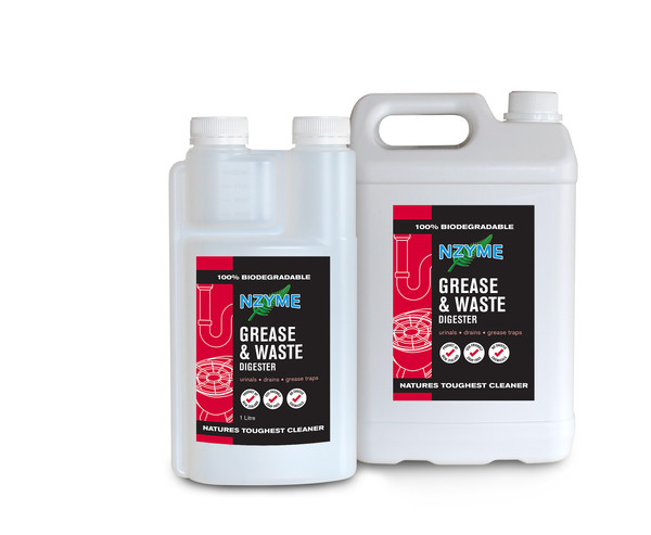 NZYME Grease & Waste Digestor 1 Litre Concentrate