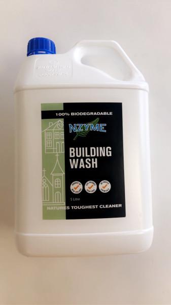 NZYME Building Wash 5 Litre Concentrate