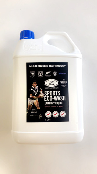 NZYME Sports Eco Wash 5 Litre Concentrate