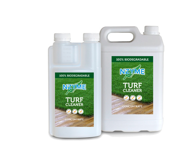 NZYME Synthetic Turf Cleaner 1 Litre Ready To Use