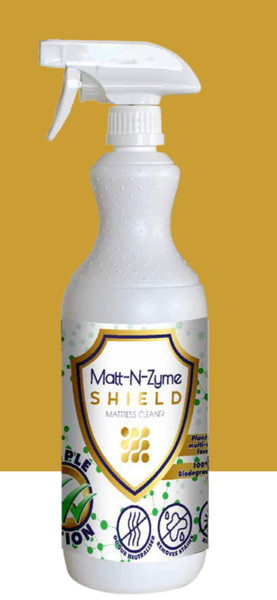 NZYME Matt-N-Zyme Mattress Cleaner 1 Litre Ready To Use