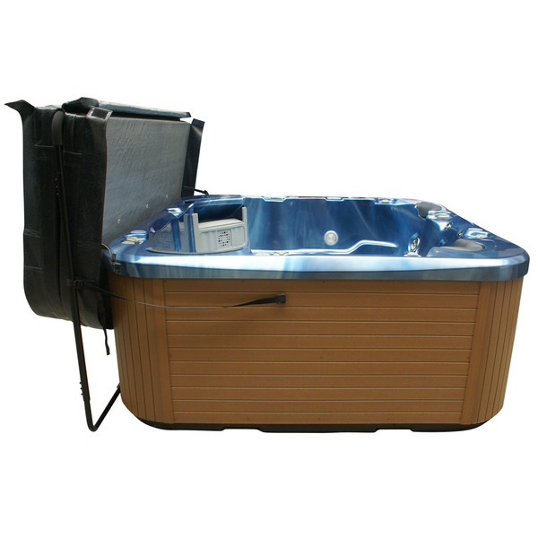 2400 x 2400mm EZ Cabinet Free Spa Cover Lifter
