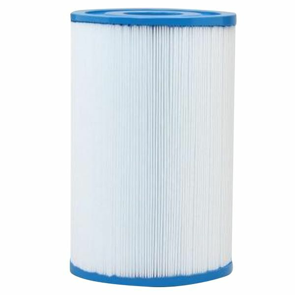 226 x 143mm (460 mm overall) Spa Quip SQ100 Spa Pool Filter (set of 2)