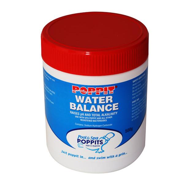 Poppits 500g Spa Pool Water Balance