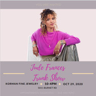 Jude Frances Trunk Show & Piercing Party