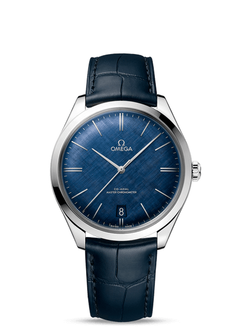 De Ville Trésor Omega Co‑Axial Master Chronometer 40 mm