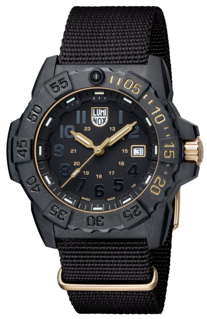 Navy Seal 3501.GOLD.SET Watch