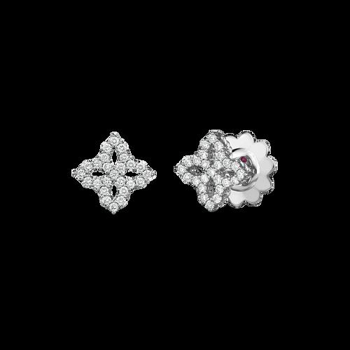 Princess Flower Small Stud Earrings