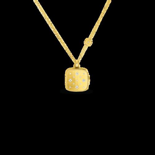 Venetian Princess Locket Necklace