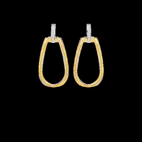 Classica Parsienne Post Earrings