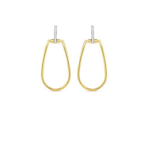 Classica Parsienne Post Earrings