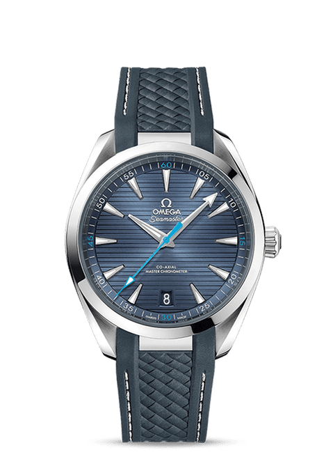 Seamaster Aqua Terra 150M Omega Co-Axial Master Chronometer 41 mm Blue Dial
