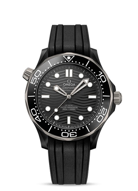Seamaster Diver 300M Omega Co‑Axial Master Chronometer 43.5 mm